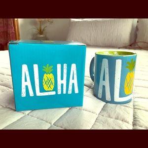 🍍Aloha coffee mug/cup🍍